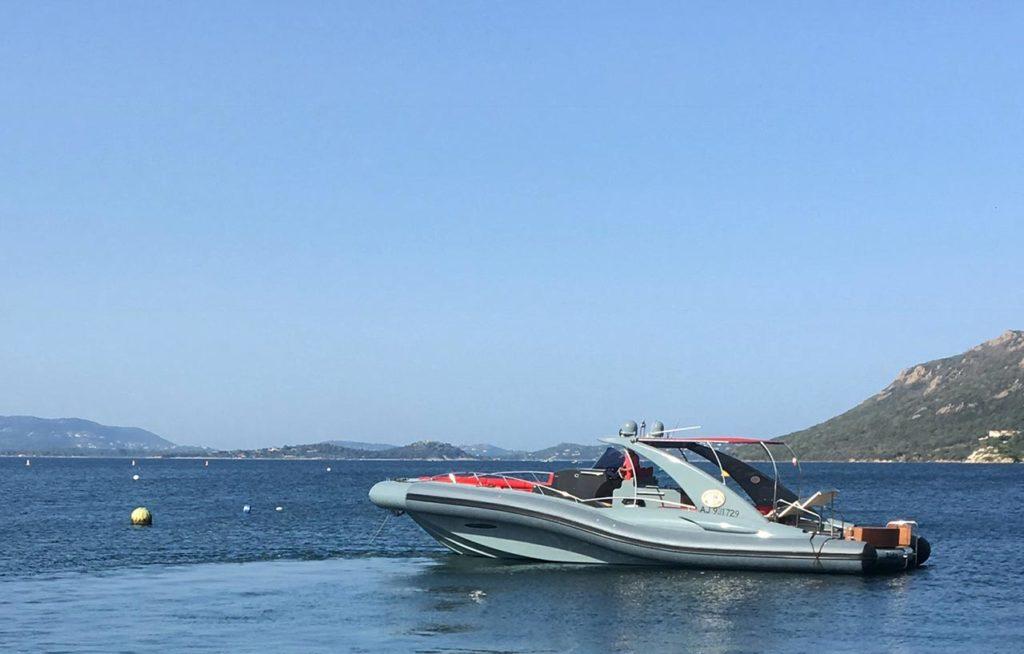 Capitaine Hervé Skipper Professionnel - Location de bateaux sud Corse