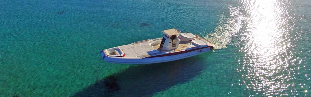 Diamond bateau de location Corse Sardaigne