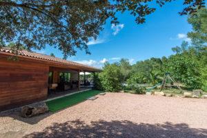 location villa bois porto-vecchio